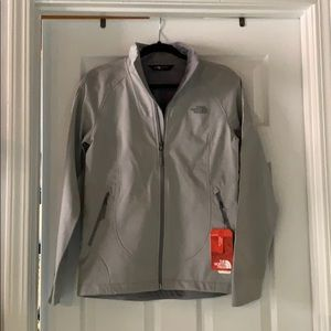 Women's North Face Grey Jacket